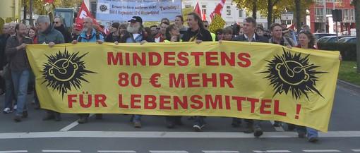 Demo in Oldenburg